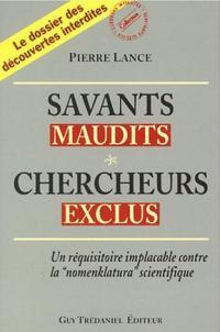 Savants maudits Chercheurs exclus T1