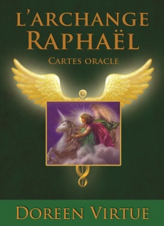 Les cartes oracle de l'archange Raphaël
