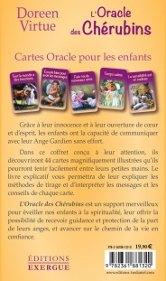 L'oracle des chérubins Dos