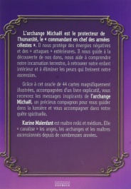 L'archange Michaël (coffret) Dos