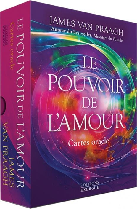 Le pouvoir de l Amour (Coffret) - James Van Praagh 214815291d1a
