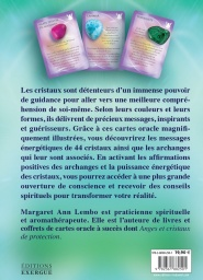 Archanges et Cristaux de protection (coffret) Dos