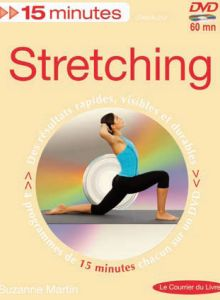 15 minutes Stretching (DVD)
