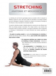 Stretching - Anatomie et mouvements Dos