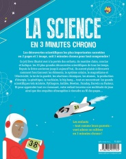 La science en 3 minutes chrono Dos