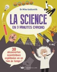 """Résultat de recherche d'images pour """"la science en 3minutes chrono"""""""