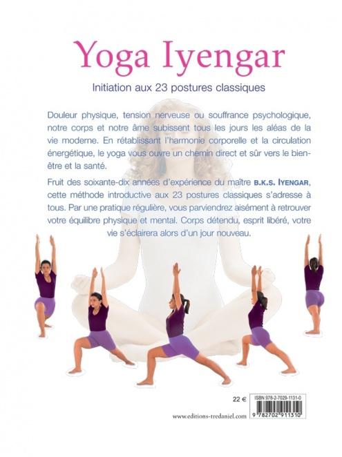 Yoga Iyengar B K S Iyengar