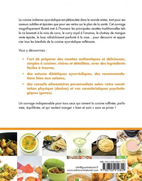 Le meilleur de la cuisine ayurv dique sumitra devi sylvain port - Recette cuisine ayurvedique ...