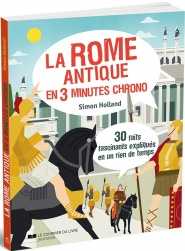 La rome antique en 3 minutes chrono Dos