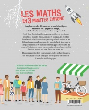 Les maths en 3 minutes chrono Dos