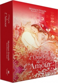 L'oracle de l'Amour (Coffret) Dos