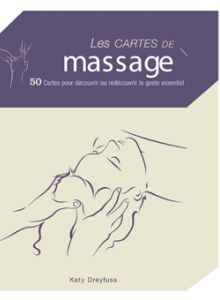 Les cartes de massage - 50 cartes
