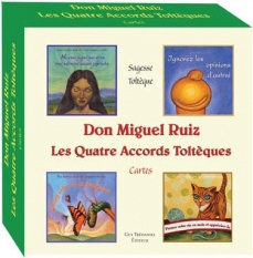 Les quatre Accords Toltèques- Cartes
