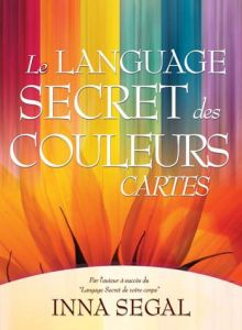 Le language secret des couleurs (cartes)