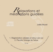 Relaxations et méditations guidées Page