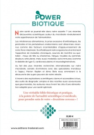 Power Biotique Dos