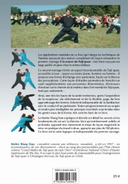 applications martiales du Taiji quan Dos