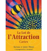 La Loi de l'Attraction - Cartes (Coffret) [978-2-84445-995-4]