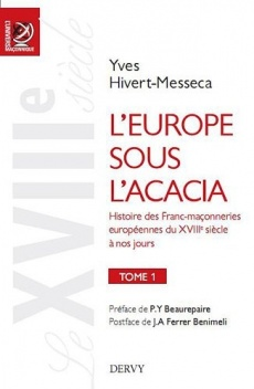 L'Europe sous l'acacia, Tome 1