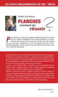 Planches... Comment les r�ussir Dos