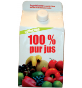 100 % pur jus - Fruits, Smoothie, Légumes [978-2-84933-311-2]