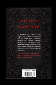 Le Journal d'un Vampire Dos