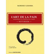 L'art de la paix, notebook [978-2-84933-416-4]