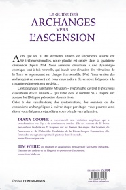 Le guide des archanges vers l'ascension Dos