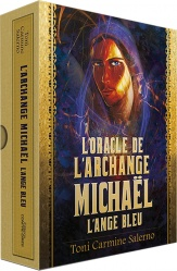 L'oracle de l'archange Michaël l'ange bleu (Coffret) Page