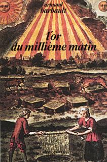 """Résultat de recherche d'images pour """"l'or du millième matin"""""""