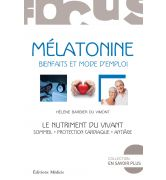 Mélatonine [978-2-85327-463-0]