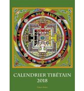 Calendrier d'art tibétain 2018 [978-2-85327-646-7]
