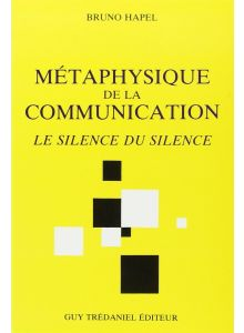 METAPHYSIQUE DE COMMUNICATION