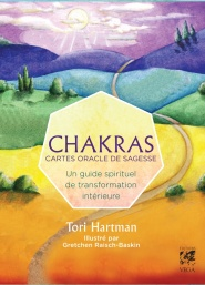 Chakras; cartes oracle de sagesse