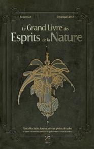 Couverture du Grand Livre des Esprits de la Nature