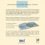 Animaux totems celtes (CD) Dos