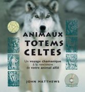 Animaux totems celtes (CD) [978-2-85829-784-9]