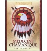 Médecine chamanique cartes oracle (Coffret) [978-2-85829-944-7]