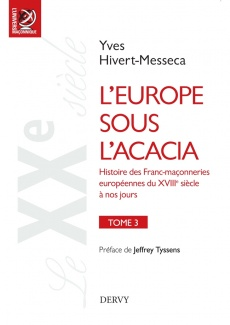 L'Europe sous l'acacia, Tome 3