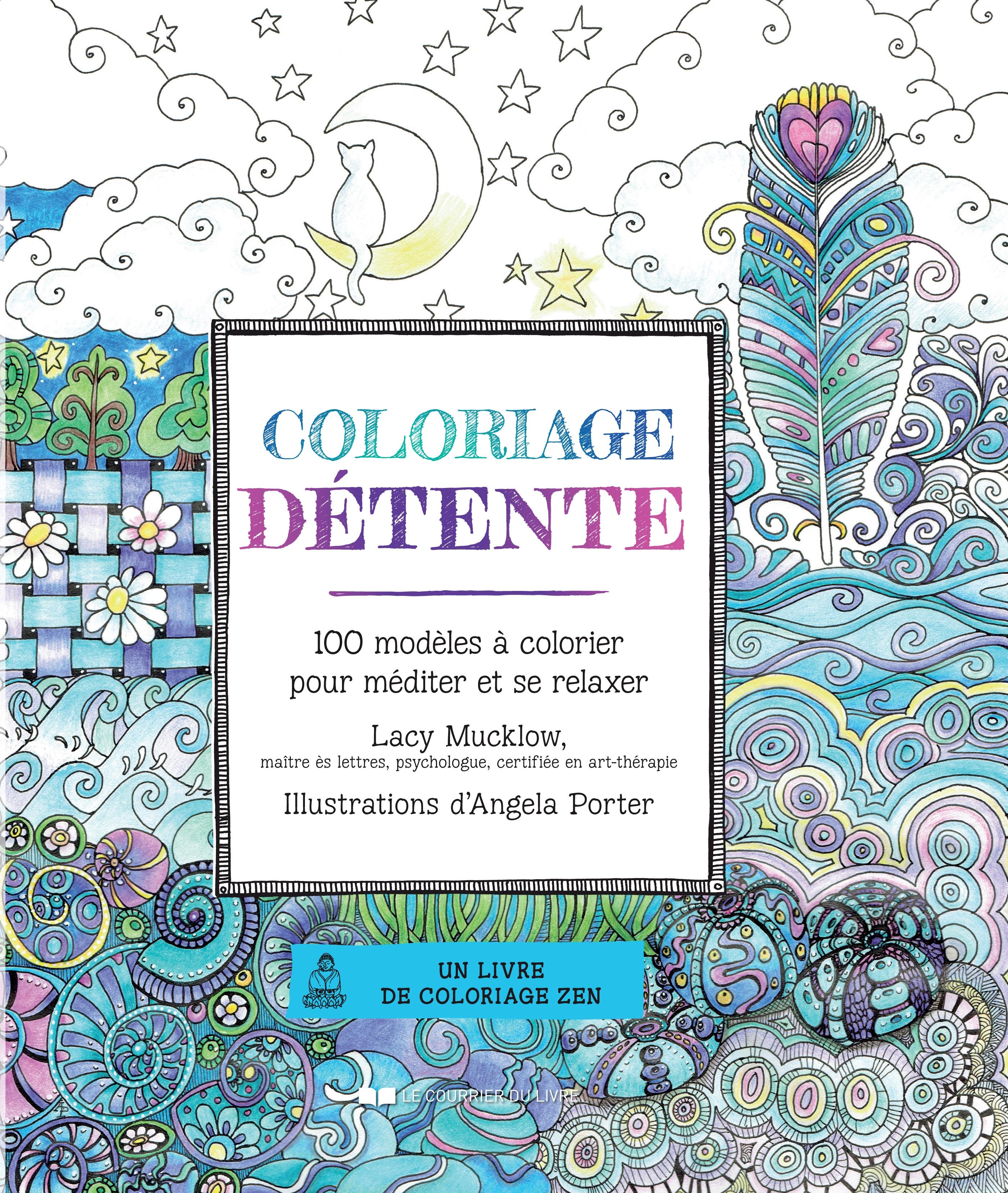 tlcharger limage de couverture - Coloriage Dtente