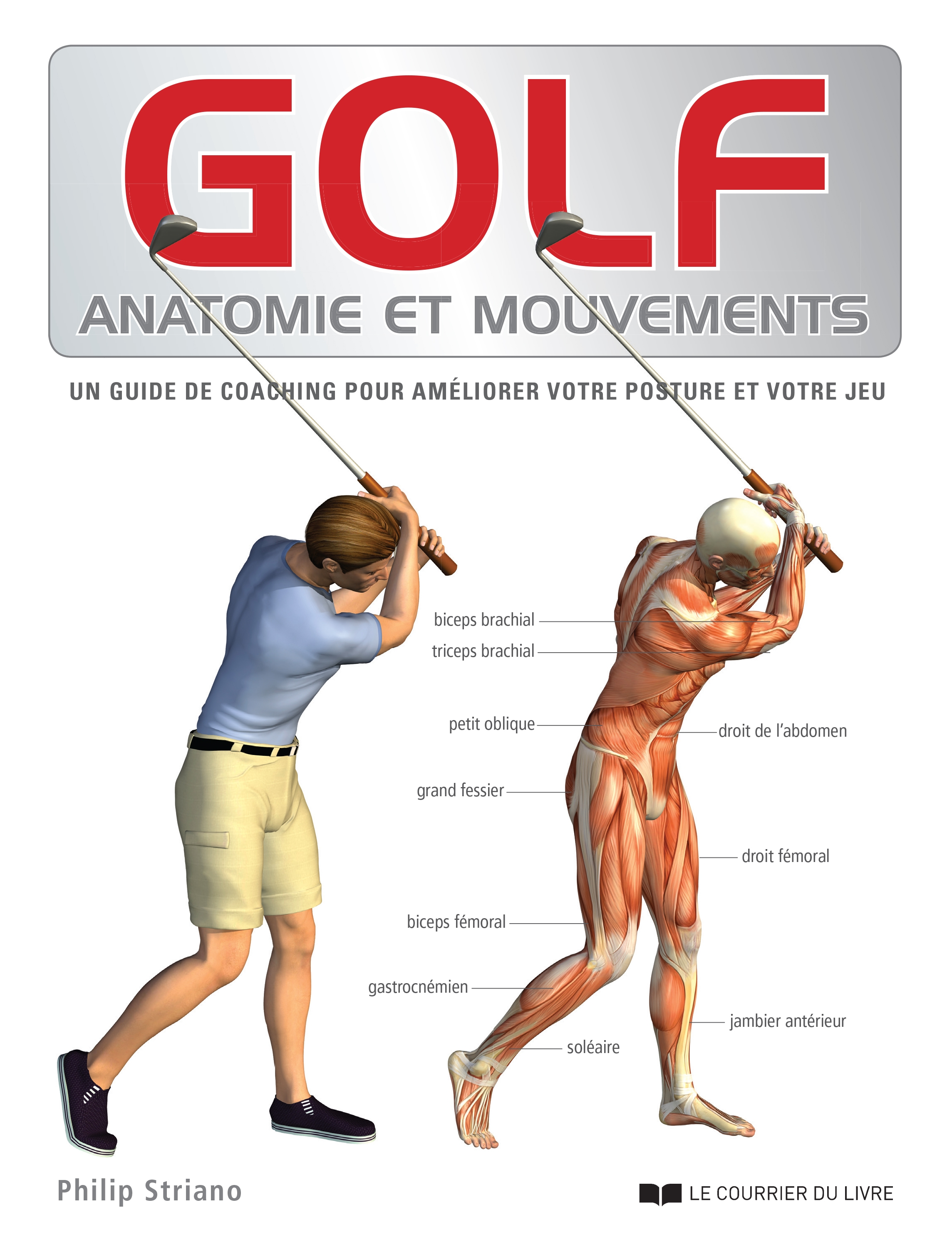 Golf, Anatomie et mouvements - Dr. Philip Striano